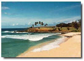 Kepui Beach Molokai Hawaii Kepuhi